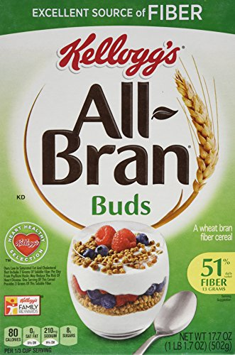 All-bran All Bran Buds 17.7OZ (Pack of 12) -