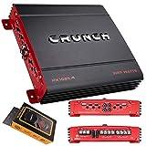 Crunch PX 1000.2 Power Amplifier