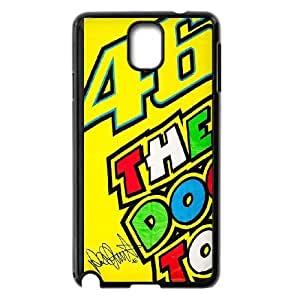 Samsung Galaxy Note 3 phone cases Black Valentino Rossi Phone cover PQS5141561