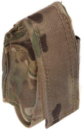 Molle 40mm Grenade - Raine Single 40MM Grenade Pouch, Multi Cam