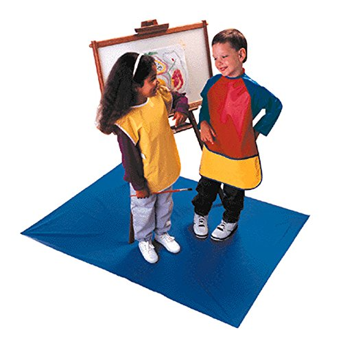 PEERLESS PLASTICS INC. KINDER SMOCKS LONG SLEEVES AGES 2-3 (Set of 12) by Peerless Plastics