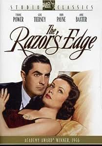 Bert Wolfe Ford >> Amazon.com: The Razor's Edge: Tyrone Power, Gene Tierney, John Payne, Anne Baxter, Clifton Webb ...
