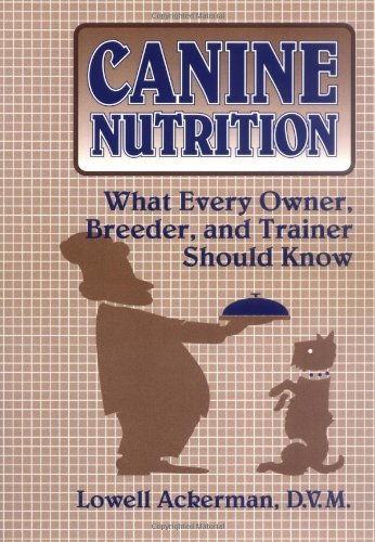 - Canine Nutrition