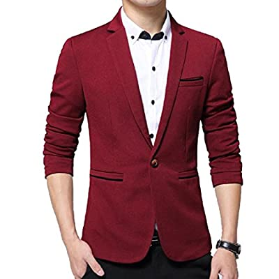 Discount Nanquan-men clothes NQ Men Padded Slim Casual Western Large Size Formal Welt Jacket for sale gQzQjEXN