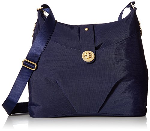 Baggalini Bag with Helsinki Navy Gold Hardware qfrqxUY