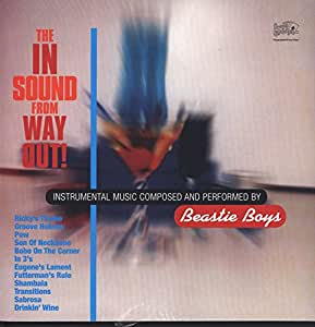 The In Sound From Way Out! (Vinyl)