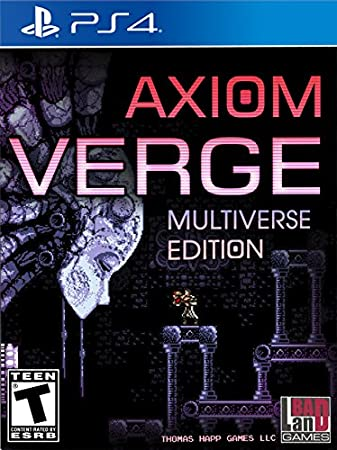 Axiom Verge: Multiverse Edition - PlayStation 4