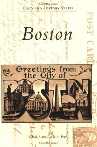 Postcard Boston (Boston (Postcard History))