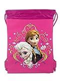 Disney Frozen Princess Elsa & Anna Pink Drawstring - Best Reviews Guide