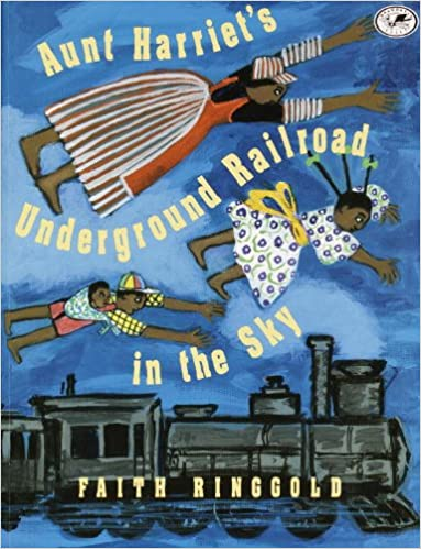 Ebook-TXT-Dateien herunterladen Aunt Harriet's Underground Railroad In The Sky (Turtleback School & Library Binding Edition) 0785784837 iBook by Faith Ringgold