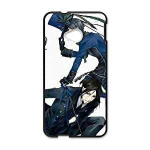 HTC One M7 Black Black Butler phone cases protectivefashion cell phone cases HYQT5791811