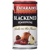 Zatarain's Blackened Seasoning 3oz 85g Cannister (pack of 1)
