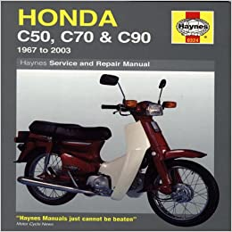 Honda c50 c70 c90 1967 2003 haynes service repair manual honda c50 c70 c90 1967 2003 haynes service repair manual 1st edition fandeluxe Choice Image