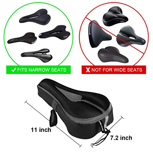 Buy bike seat cover for comfort