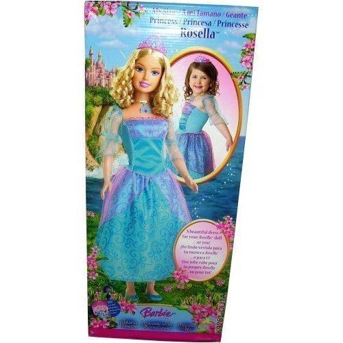 Barbie Island Princess - My Size Rosella Doll Princess Rosella Doll