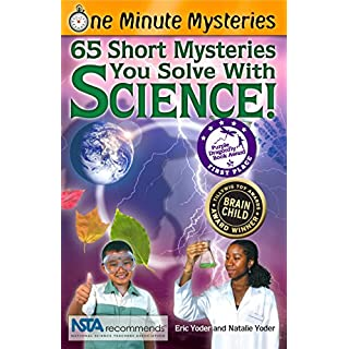 65 Short Mysteries You Solve With Science! (One Minute Mysteries)