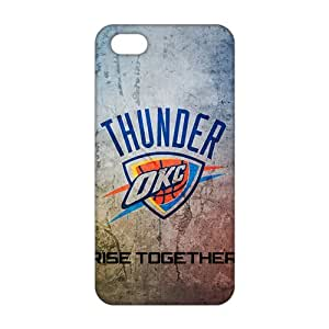 Freedom okc thunder 3D Phone Case for iphone 4 4s