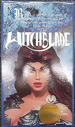 Witchblade Full Size Japanese Version Statue by Clayburn Moore #46/1500