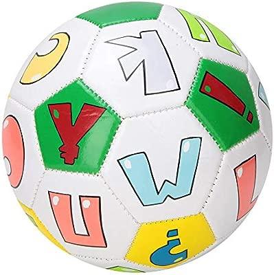 Alomejor Niños Balón de fútbol Bola de Dibujos Animados Juguete ...