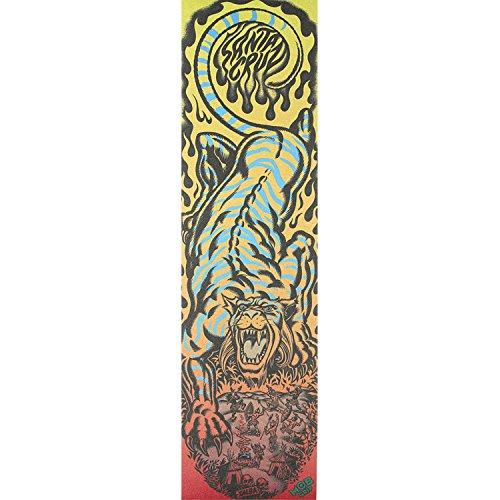Santa Cruz Skateboards MOB Salba Tiger Grip Tape - 9