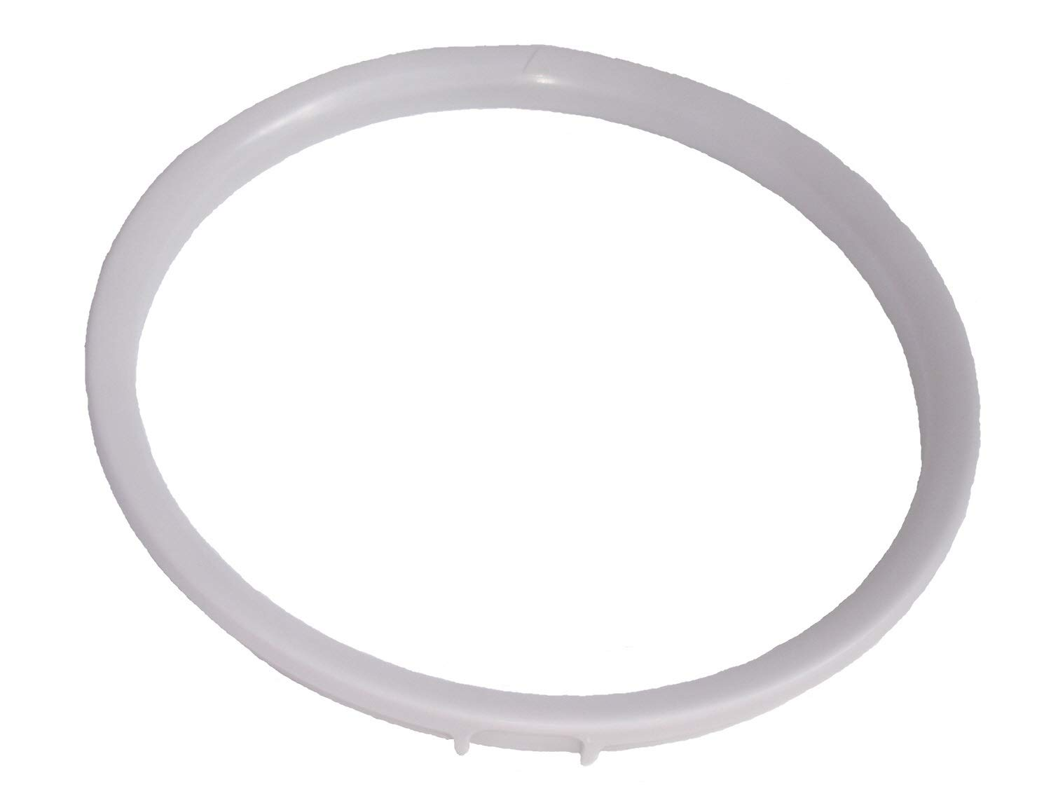 Donvier Premier 2 Pint Ice Cream Maker Cylinder Seal Ring Gasket Repair Part White