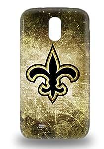 Galaxy S4 Cover 3D PC Case Eco Friendly Packaging NFL New Orleans Saints Logo ( Custom Picture iPhone 6, iPhone 6 PLUS, iPhone 5, iPhone 5S, iPhone 5C, iPhone 4, iPhone 4S,Galaxy S6,Galaxy S5,Galaxy S4,Galaxy S3,Note 3,iPad Mini-Mini 2,iPad Air )