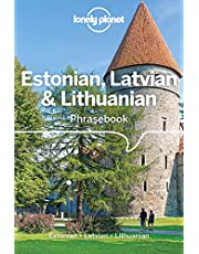 Lonely Planet Estonian, Latvian & Lithuanian Phrasebook & Dictionary 4 4th Ed.