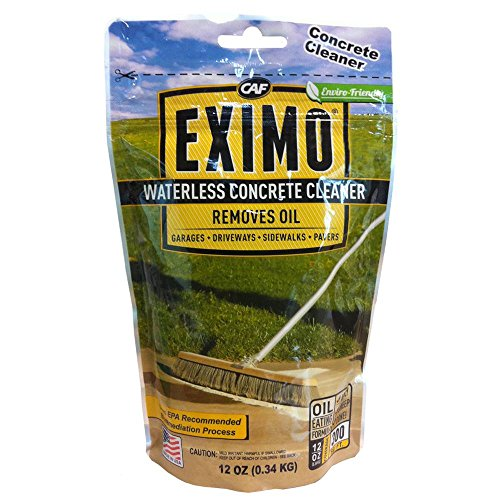 Cement Floors - EXIMO Waterless Concrete Cleaner - 12 oz.