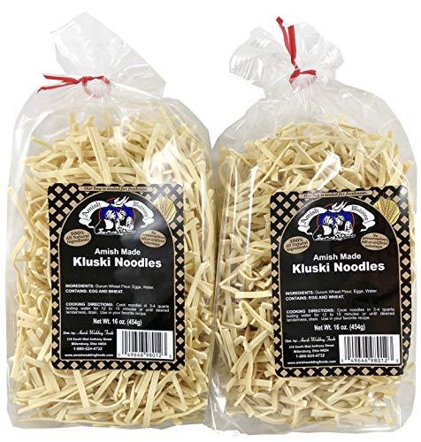 (Amish Wedding Kluski Noodles, 16 Ounce Bag (Pack of)