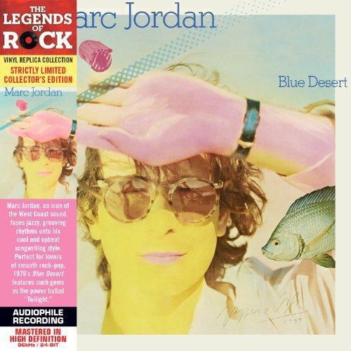 Blue Desert - Cardboard Sleeve - High-Definition CD Deluxe Vinyl - Factory Jordan Store