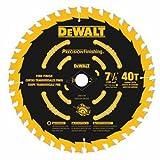 DEWALT DW3194 7-1/4-Inch 40T Precision Framing Saw Blade