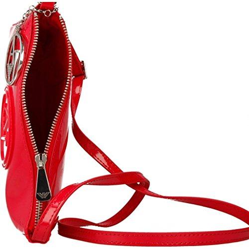 Shoppers y bolsos de hombro para mujer, color Rosa , marca ARMANI JEANS, modelo Shoppers Y Bolsos De Hombro Para Mujer ARMANI JEANS A616033D Rosa Rosa