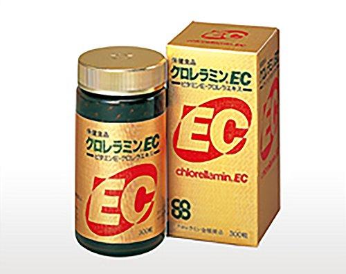 クロレラ工業 クロレラミンEC 300粒 B006AKQN5A