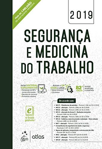 Segurança Medicina Trabalho Equipe Atlas ebook