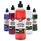 Paraffin Lamp Oil - Red