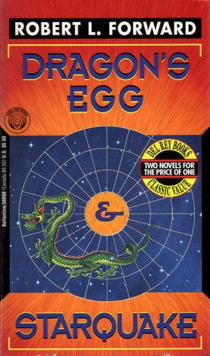 Dragon's Egg/Starquake: 2-in-1 (Two Novels in One)