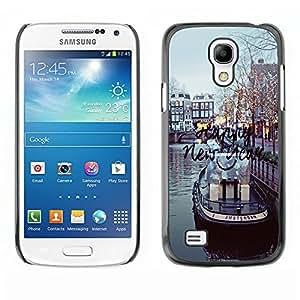 Dragon Case - FOR Samsung Galaxy S4 Mini i9190 - braver than you believe - Caja protectora de pl??stico duro de la cubierta Dise?¡Ào Slim Fit
