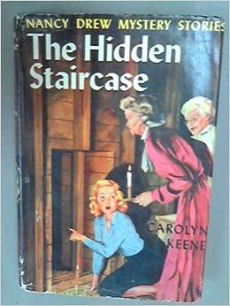 The Hidden Staircase (Nancy Drew Mysteries): Carolyn Keene: 9780109401045:  Amazon.com: Books