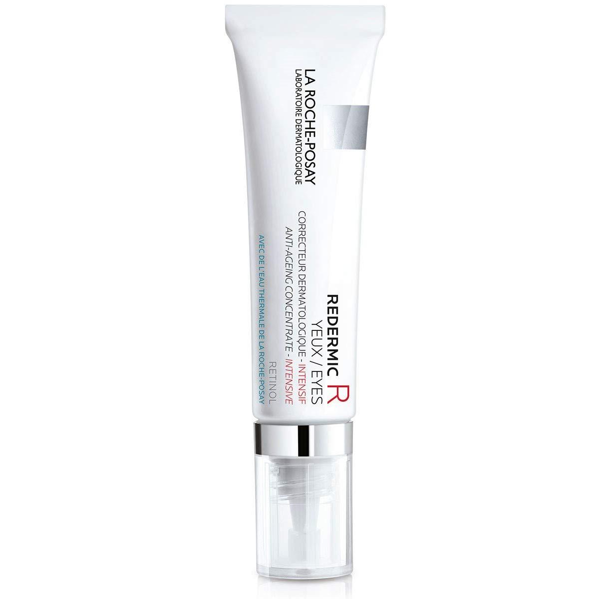 La Roche-Posay Redermic R Eyes Retinol Eye Cream, 0.5 Fl oz.