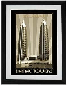 Photo of Damac Tower-Sepia F01-NM (A1)
