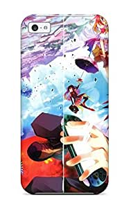 Slim Fit Tpu Protector Shock Absorbent Bumper No Game No Life Case for ipod Touch 4