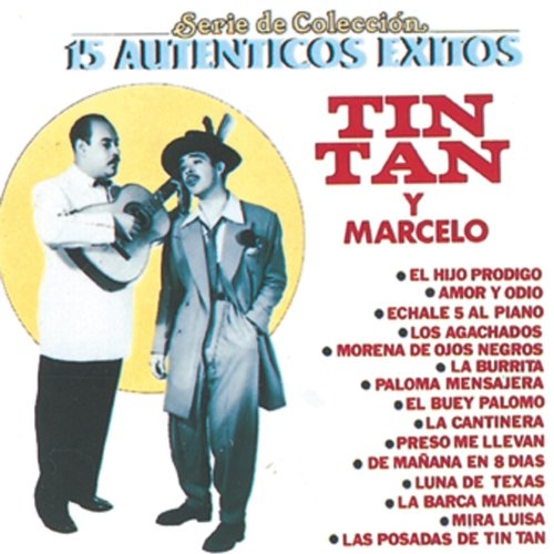 Amazon.com: Paloma Mensajera: Tin Tán y Marcelo: MP3 Downloads
