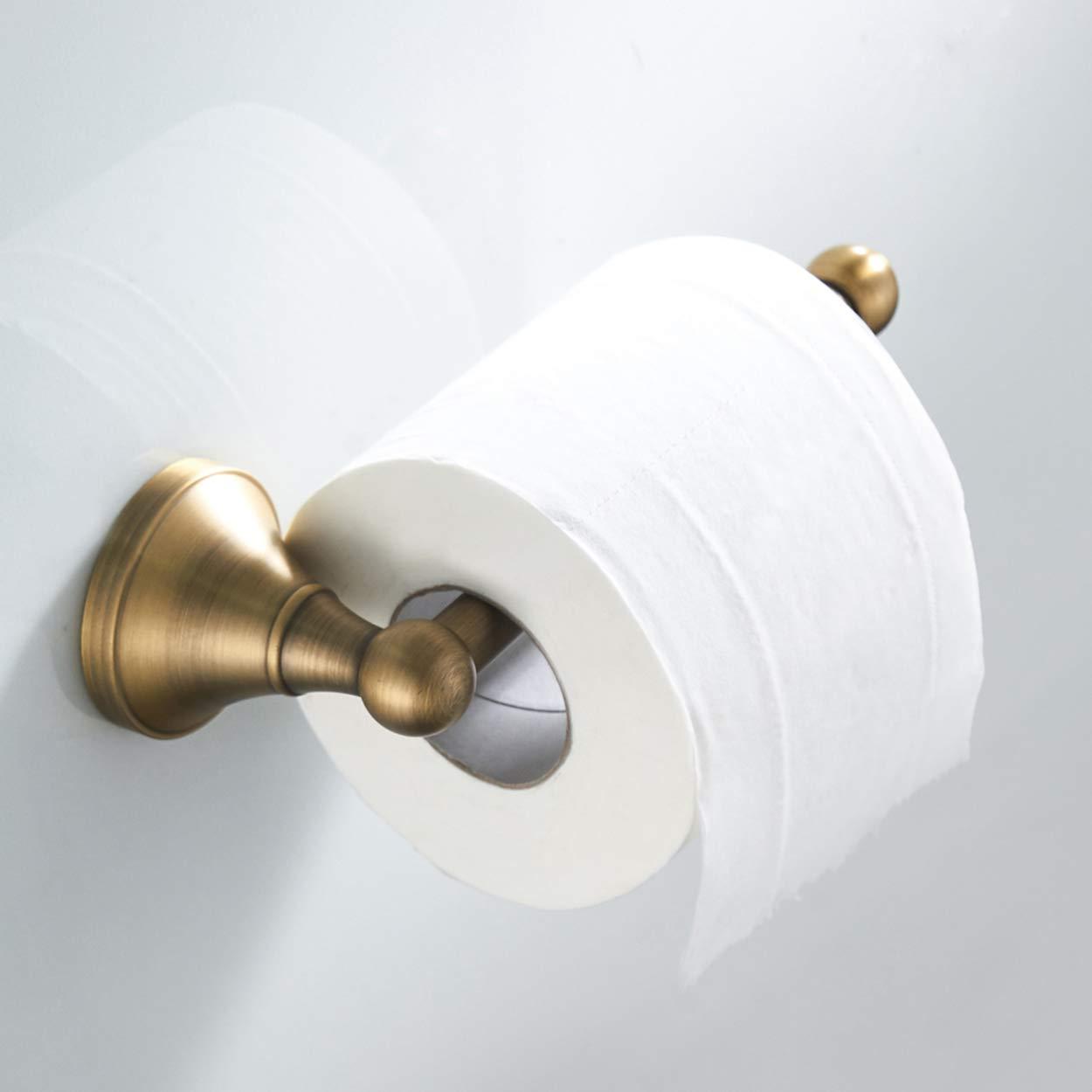 Amazon.com: Flybath - Portarrollos de papel higiénico sin ...