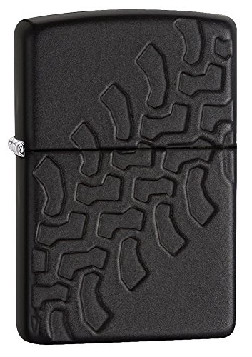 zippo-armor-tire-tread-pocket-lighter-black-matte