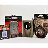 Stealth Cam G45NG Pro Scouting Trail Camera|8GB SD Card|Python Cable|Security Box