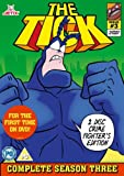 The Tick - Complete Season Three [1996] [DVD]