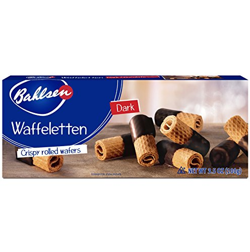 Wafers Choc (BAHLSEN WAFER ROLL DRK CHOC)