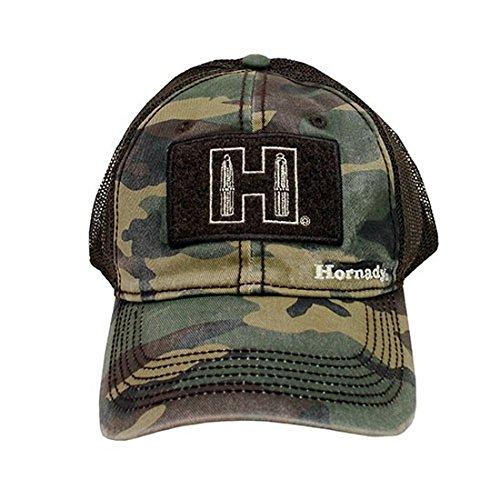 Hornady 99300 Cap, Vintage Mesh Camoflage