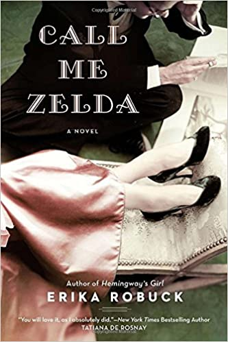 Image result for call me zelda erika robuck