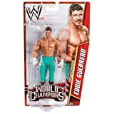 WWE World Champions Eddie Guerrero Action Figure
